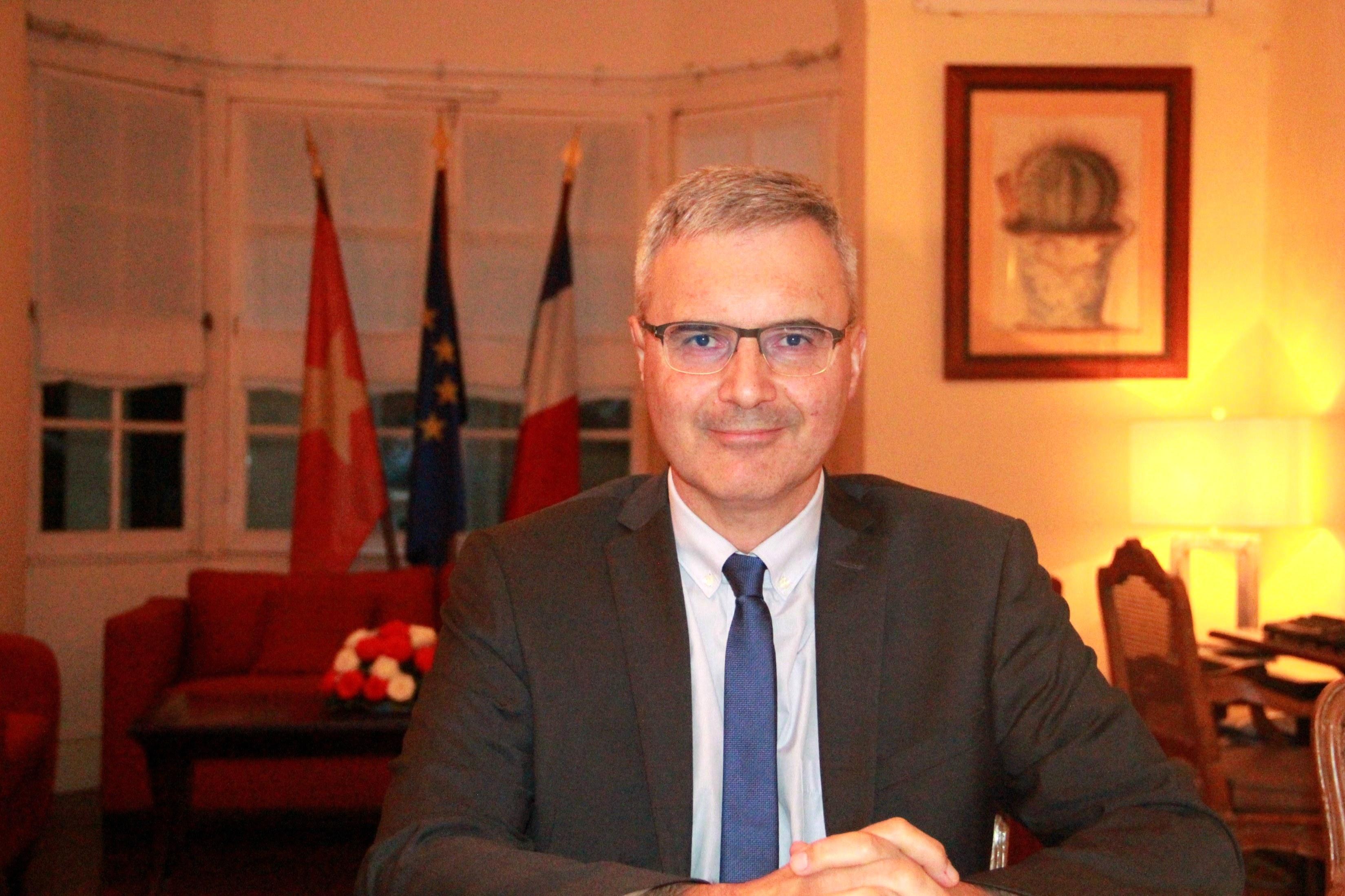 Vietnam-France: priorité à la coopération dans l