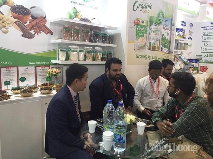 Des produits agricoles du Vietnam à la foire Gulfood 2020