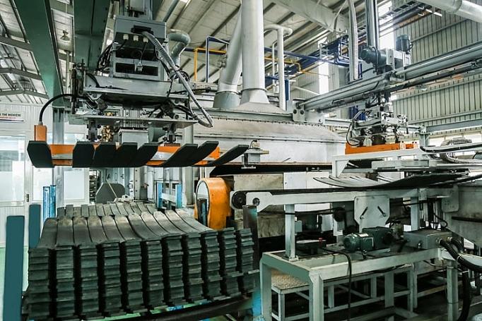 Accélération des exportations de pièces de rechange automobiles