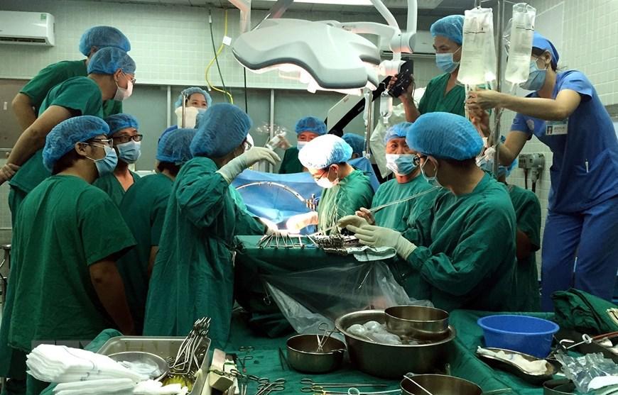 Les réalisations exceptionnelles du secteur vietnamien de la santé
