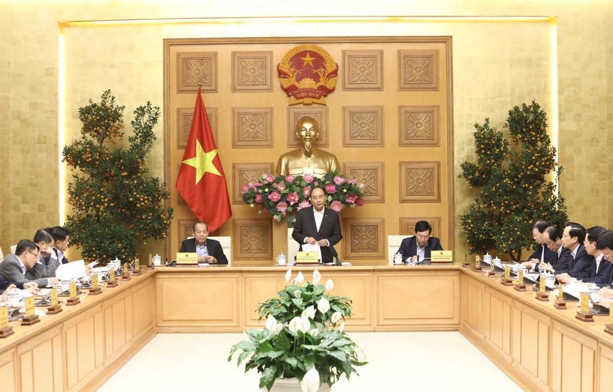 Le Premier ministre exhorte à accélérer le développement de l'e-gouvernement