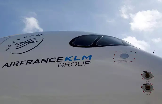 Covid-19 : Air France va mettre 80 % de ses salariés au chômage partiel
