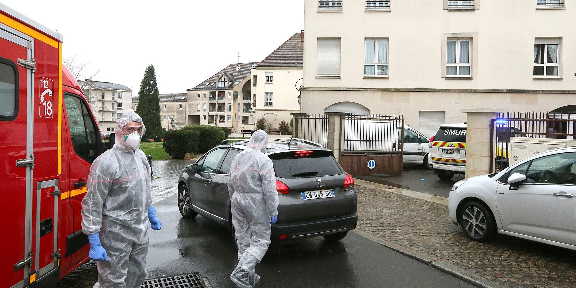 Coronavirus: trois morts, 191 cas confirmés en France