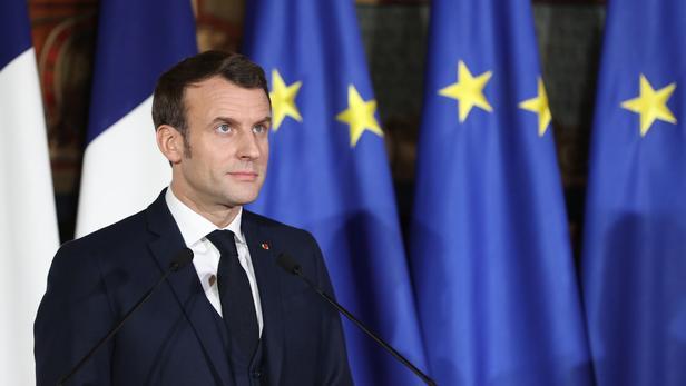 Migrants: Macron affirme la «pleine solidarité» de la France avec la Grèce et la Bulgarie