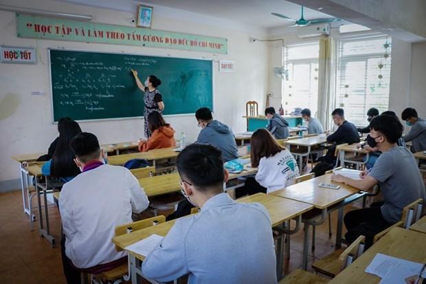 Les élèves de près de 30 localités retournent à l
