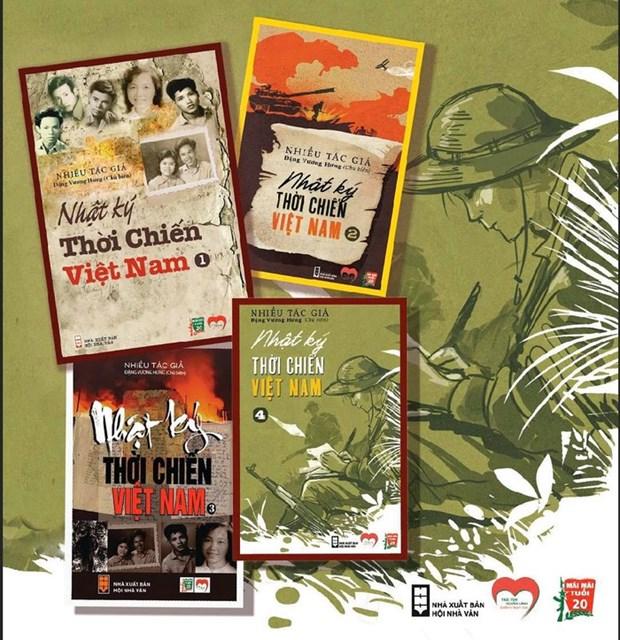"""Publication de l'ouvrage """"Journal intime de guerre au Vietnam"""""""