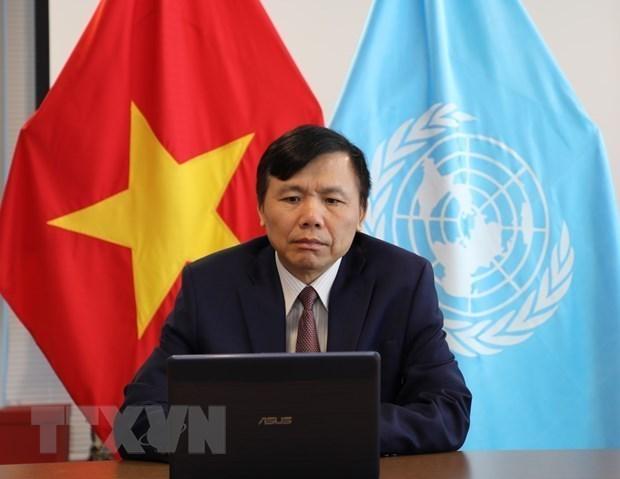 Le Vietnam appelle à un soutien international accru à la région des Grands Lacs