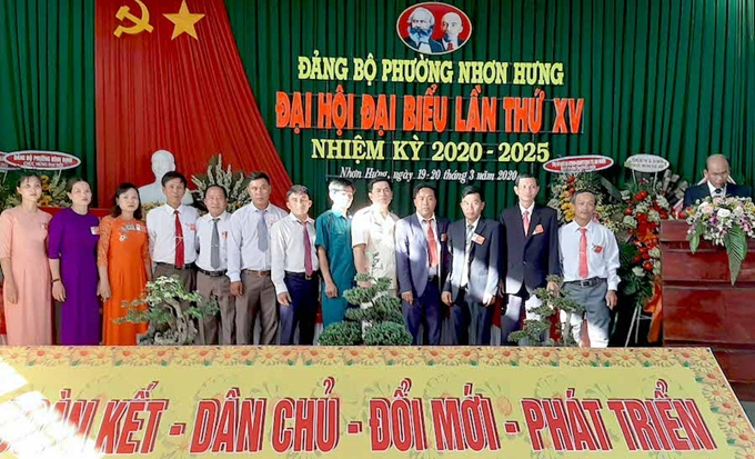 An Nhon (Binh Dinh) s'efforce de devenir une ville