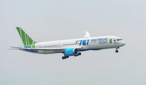 Bamboo Airways augmente la fréquence de ses vols entre Hanoï et Ho Chi Minh-Ville