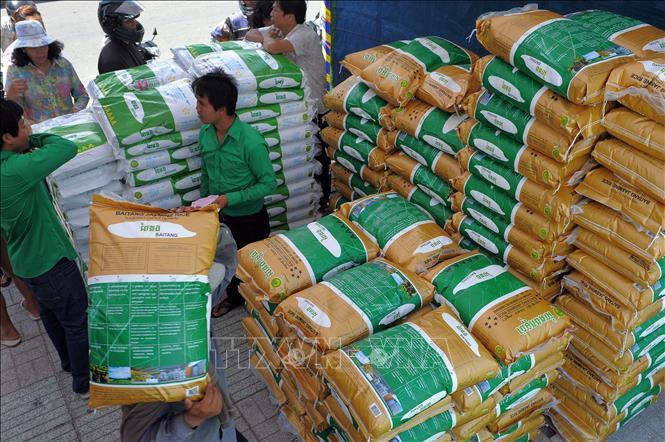 Le Cambodge reprend l'exportation de riz