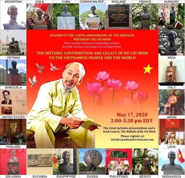 L'héritage et les contributions historiques du Président Ho Chi Minh pour le Vietnam et le monde