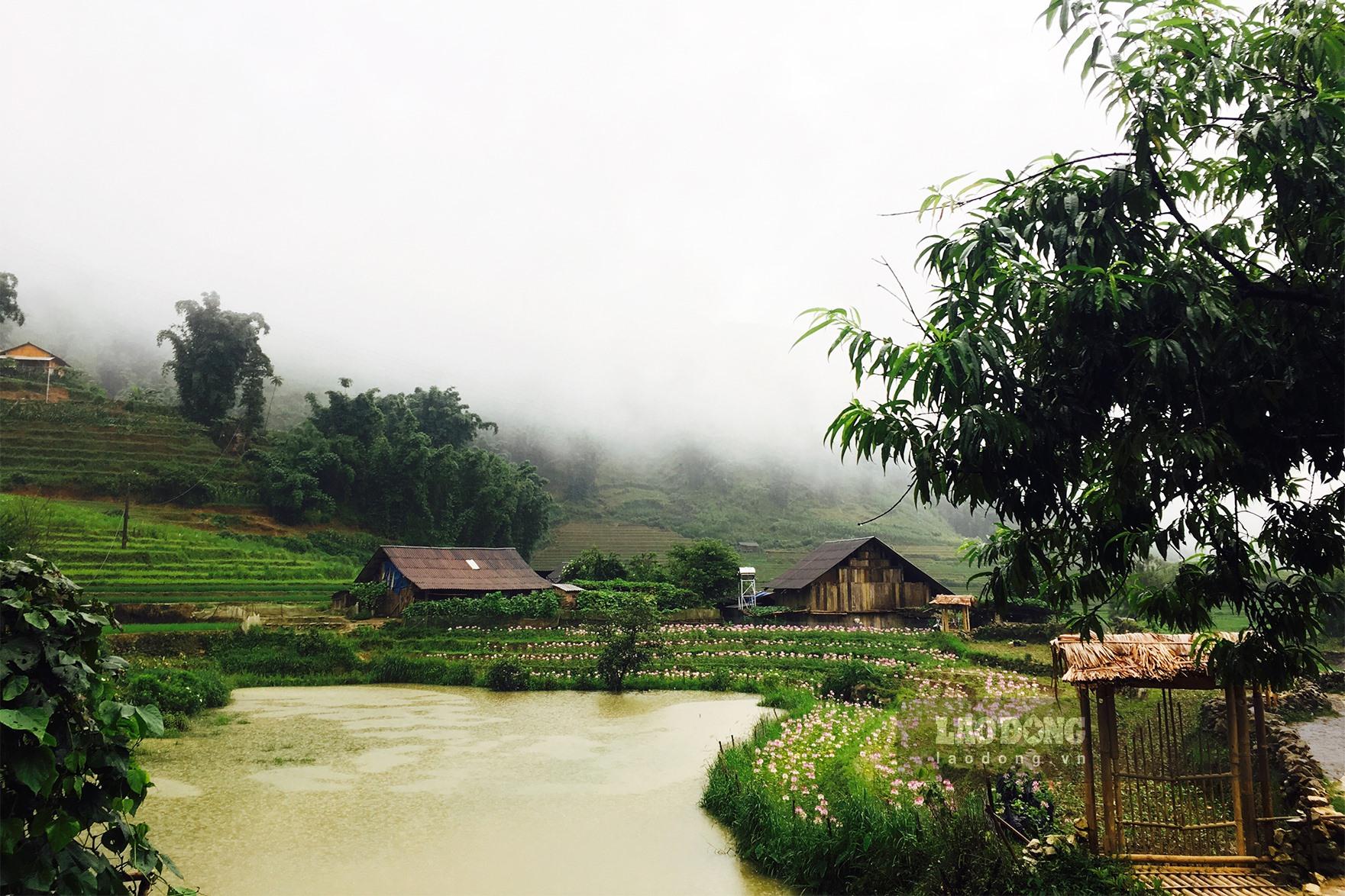 SCMP salue la beauté impressionnante d'un village du Vietnam