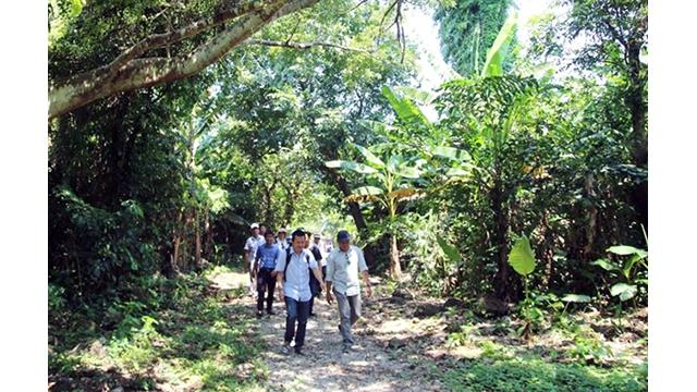 Quang Tri relance le tourisme maritime et insulaire