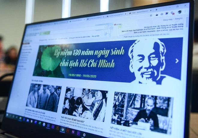 Exposition en ligne des trésors nationaux du Président Ho Chi Minh