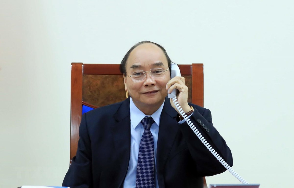 Des dirigeants vietnamien et philippin s