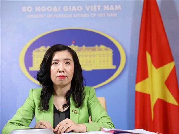 Le Vietnam souhaite voir la communauté internationale repousser le COVID-19