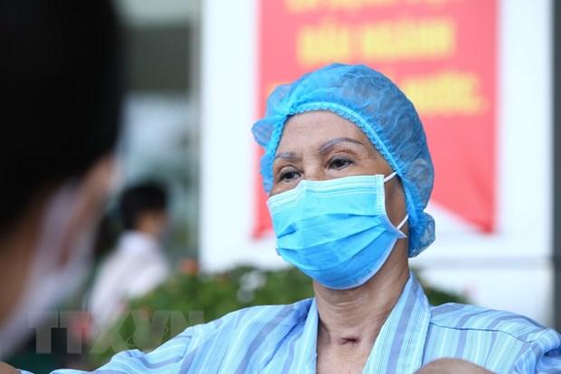 COVID-19: guérison de 6 patients supplémentaires