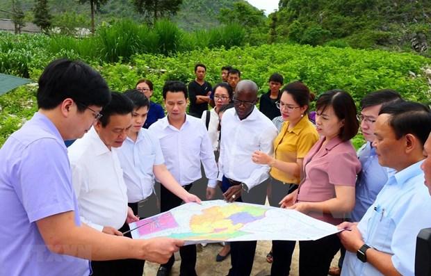 Ha Giang et la Banque mondiale signent un cadre de coopération stratégique pour 2020-2025