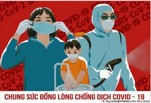 COVID-19: 4 initiatives du Vietnam valorisées à l'échelle internationale