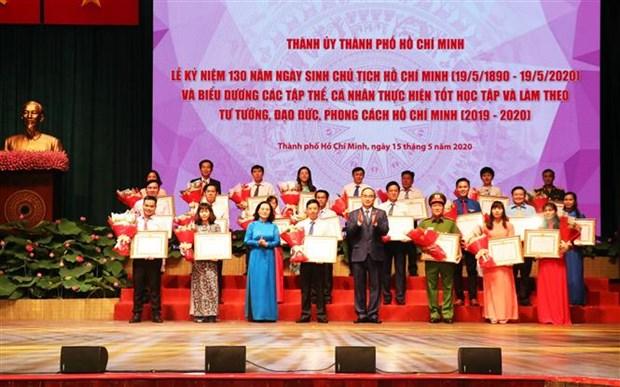 Diverses activités en l'honneur du 130e anniversaire du Président Ho Chi Minh