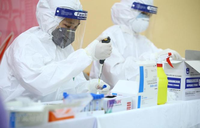 Le Vietnam a guéri 90% des cas de COVID-19