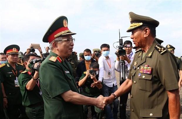 Le Vietnam réaffirme ses liens d'amitié étroits avec le Cambodge