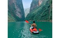 Six destinations idéales pour faire du kayak au Vietnam