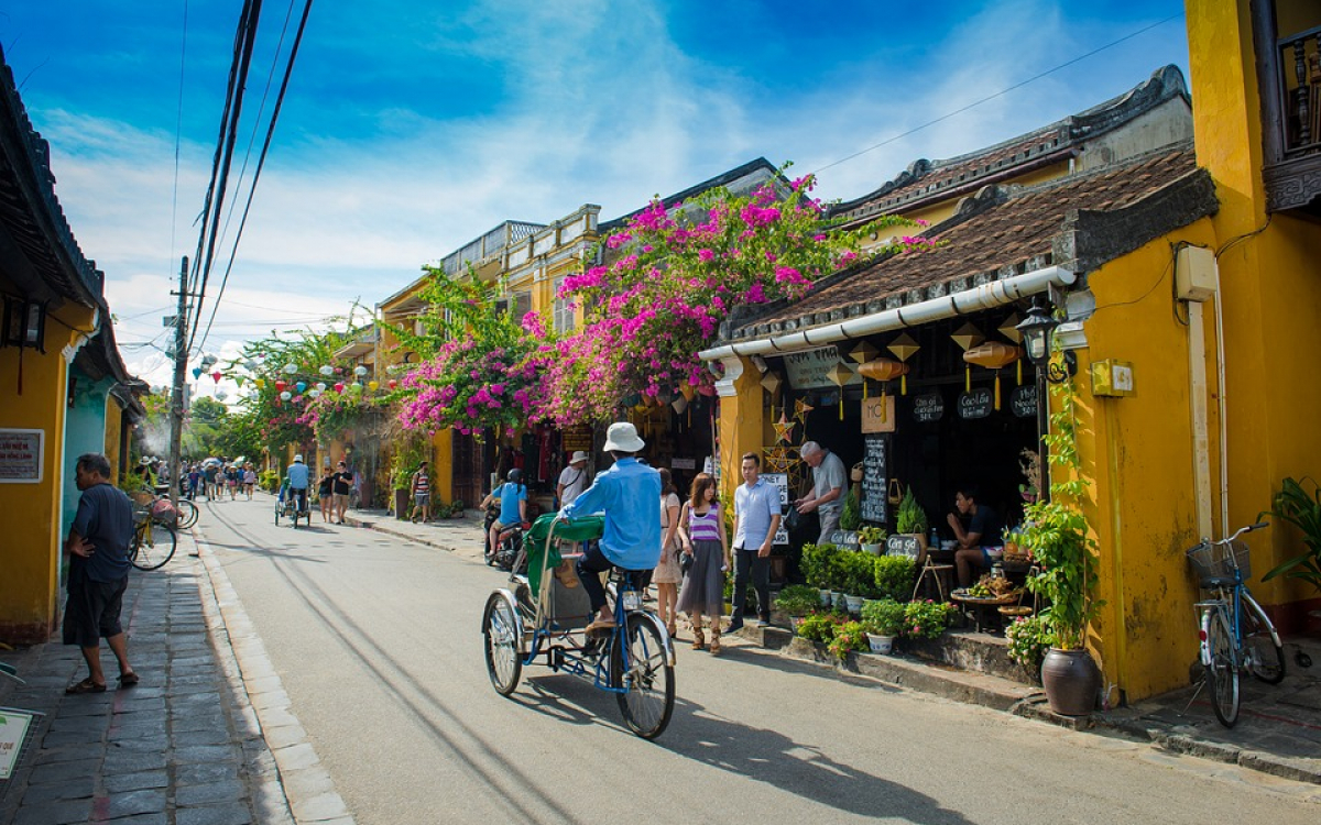 Bloomberg: pour la reprise du tourisme, le Vietnam se distingue de façon remarquable