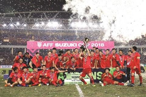 AFF Suzuki Cup: le Vietnam veut rééditer l'exploit de 2018
