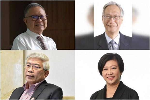 Singapour procède à un ajustement du personnel du Conseil des conseillers présidentiels