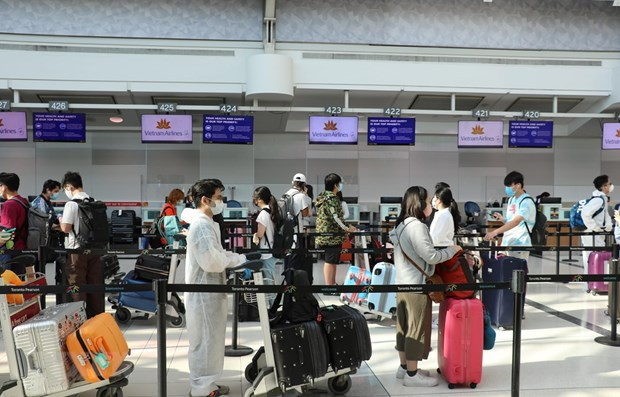 Rapatriement de plus de 340 Vietnamiens au Canada