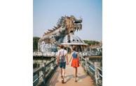 Un parc abandonné à Hue présenté dans un journal américain