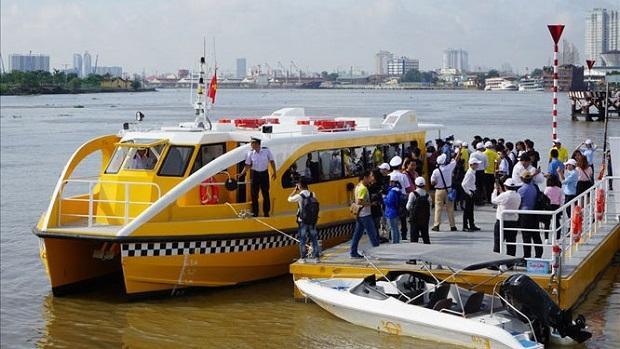 Ho Chi Minh-Ville va lancer trois nouveaux  itinéraires touristiques fluviaux