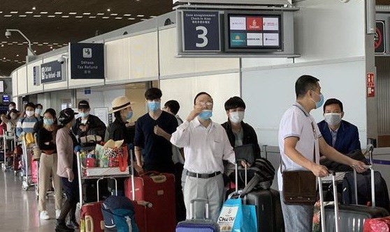 Coronavirus: plus de 280 Vietnamiens rapatriés de l'Europe