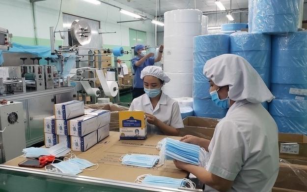 321 millions de masques médicaux exportés en 5 mois