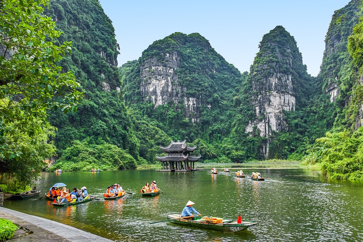 Cinq sites du Vietnam dans les meilleures destinations mondiales pour les routards