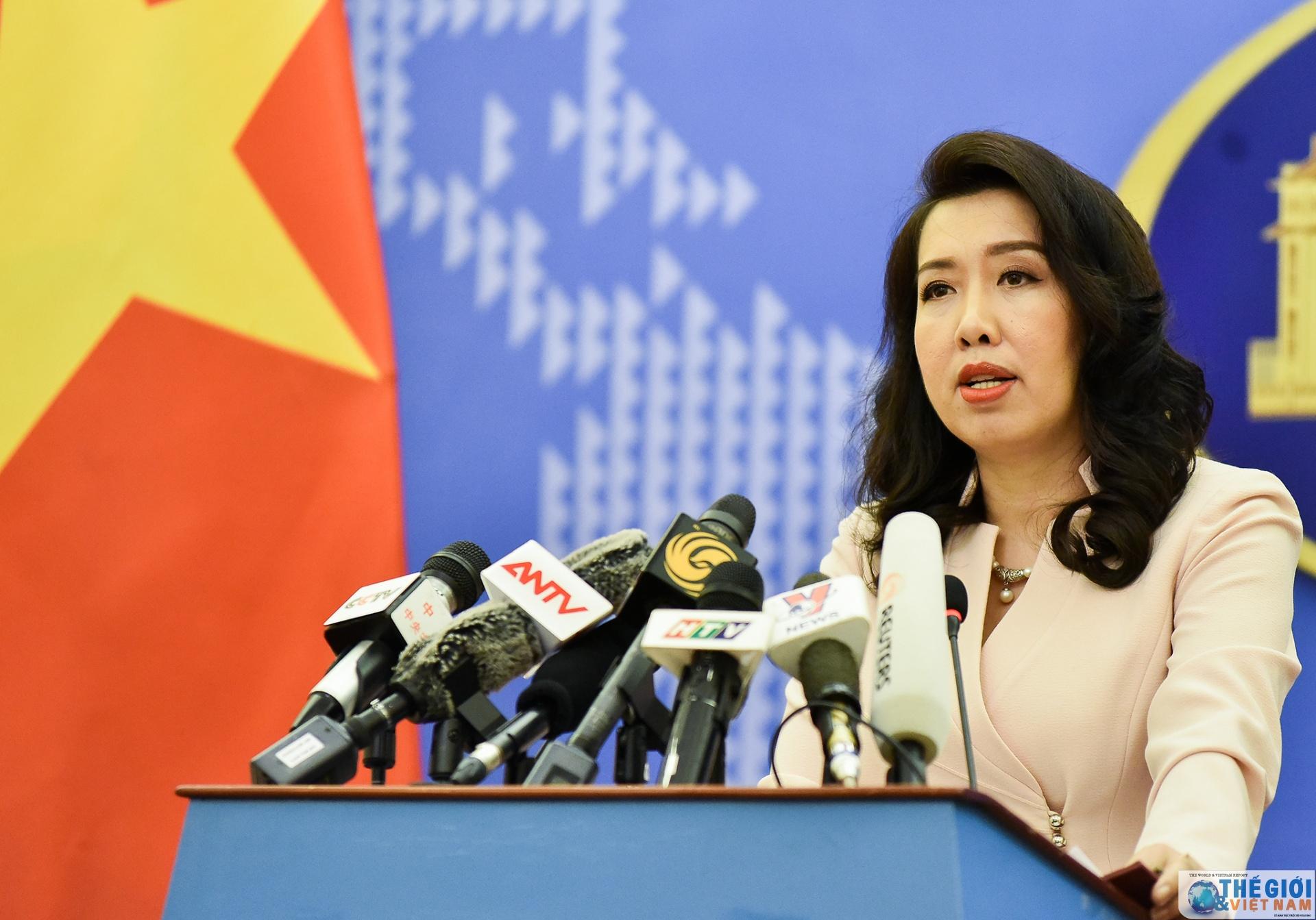 Le Vietnam appelle les pays à contribuer à la paix et à la sécurité en mer Orientale