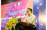 Ouverture de la Journée « Les étudiants de Hanoi avec l'intégration internationale »