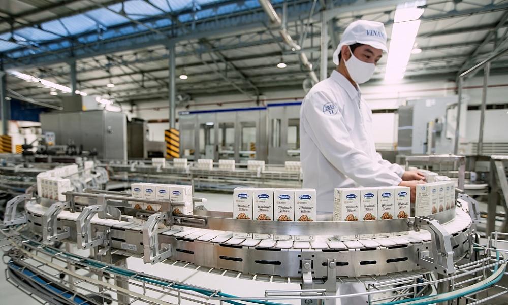 Exportations de 85 conteneurs de lait vers la République de Corée