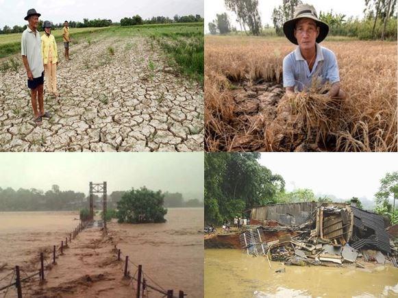Prévenir et combattre de manière proactive les calamités naturelles