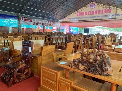 Exposition internationale Vietbuild 2020 à Hô Chi Minh-Ville