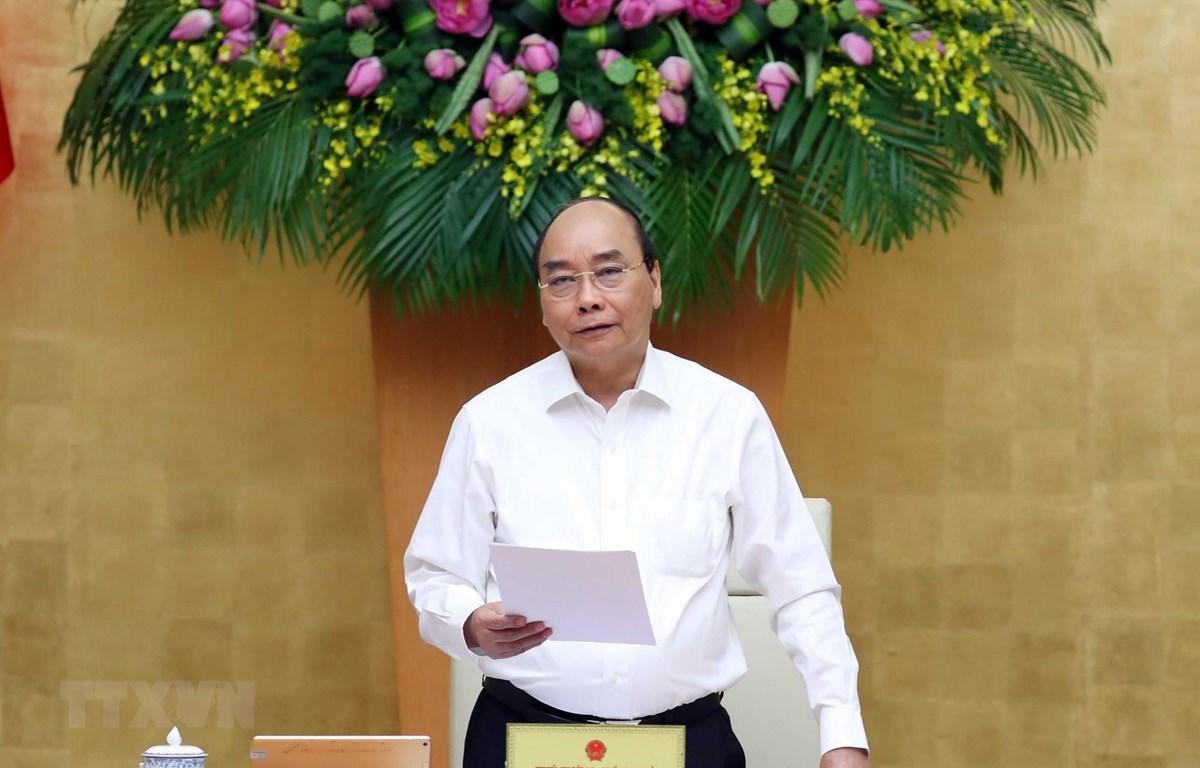 Le PM appelle à réaliser le mieux possible les objectifs fixés pour 2020