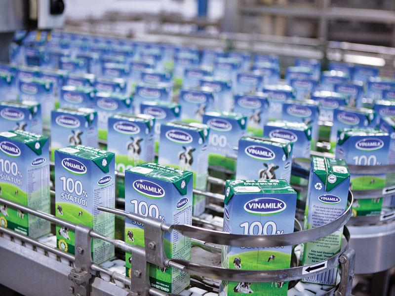 Exportations des premiers lots de produits laitiers vers le Moyen-Orient