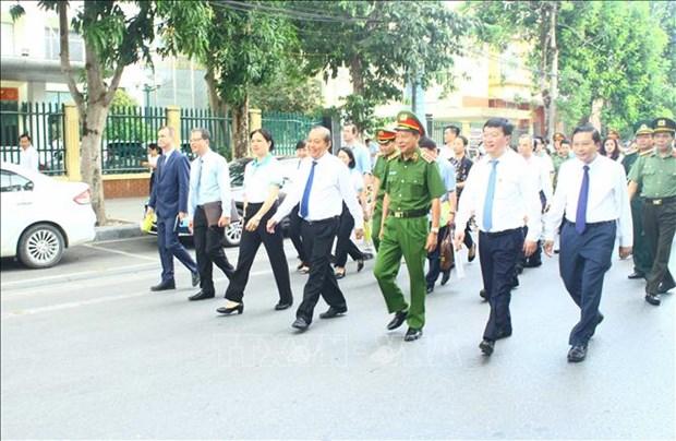 Les autorités déterminées à éradiquer la traite d'êtres humains au Vietnam