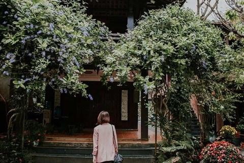 Huyên Không Son Thuong, une des plus belles pagodes à Huê