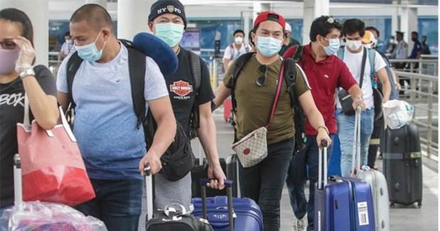 Les Philippines lèvent la restriction sur les voyages à l'étranger non essentiels
