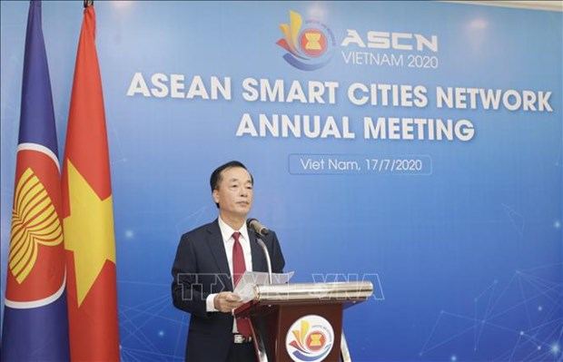 ASEAN 2020: Développement des villes intelligentes et durables