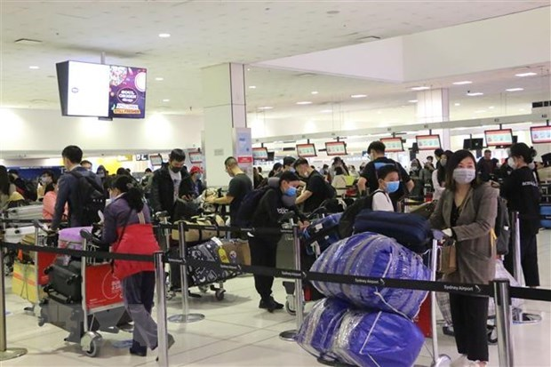 Rapatriement de 350 citoyens vietnamiens d