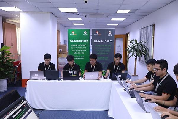 Cybersécurité: exercice de lutte contre les menaces persistantes avancées au Vietnam
