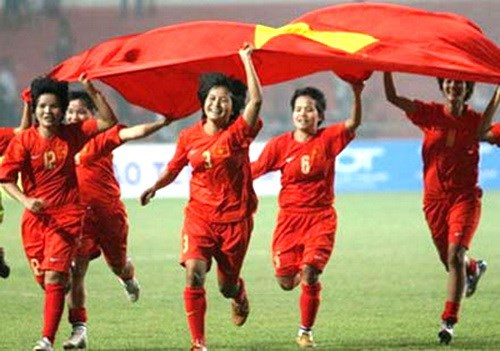 Football féminin: le Vietnam conserve sa première place en Asie du Sud-Est